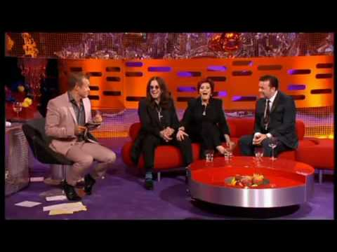 Ricky Gervais on Graham Norton - 5th October - Part Three