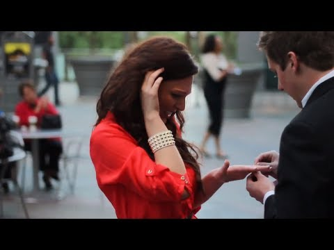 Flash Mob Proposal (Justin & Brittany) - Official