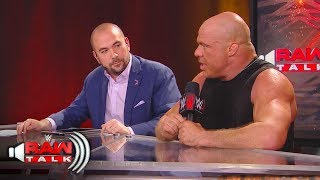 Download How did it feel for Kurt Angle to be part of The Shield? WWE Raw Talk, Oct. 22, 2017 3Gp Mp4