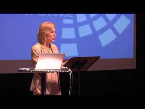 PdF 2011 | Senator Kirsten Gillibrand: Transparency Starts at Home