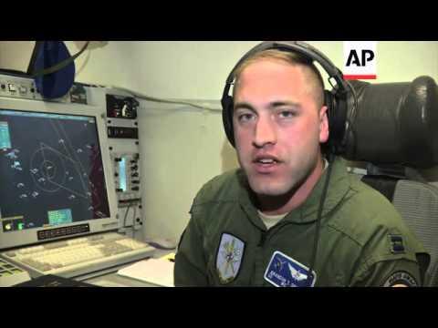 NATO AWACS surveillance plane en route to monitor skies near Ukraine