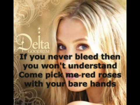 Delta Goodrem - Bare Hands