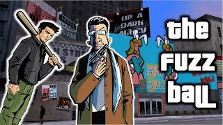 Grand Theft Auto 3 - Best Way to Complete 'The Fuzz Ball'
