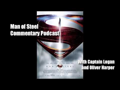 Man of Steel Commentary Podcast