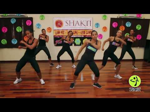 Boom Boom By Black Eye Peas Zumba Routine video
