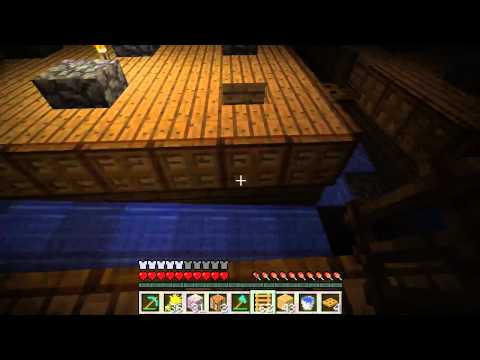 Minecraft - Superflat Survival Episode 5 Part 2