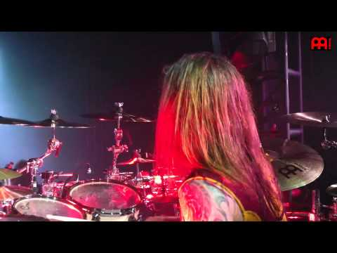 Chris Adler Lamb of God Live