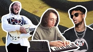 download lagu If I Produced Post Malone - Rockstar Ft. 21 gratis