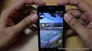 Lava Xolo X900 review first intel processor android phone