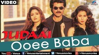 download lagu Ooee Baba Full  Song  Judaai  Anil gratis