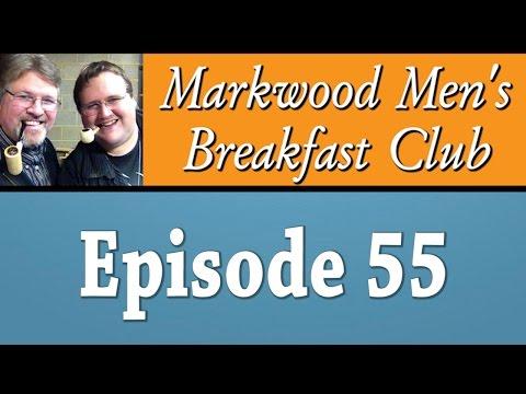 """MMBClub EP 55: Sutliff's """"Barbados Plantation"""" Missouri Meerschaum Churchwarden"""