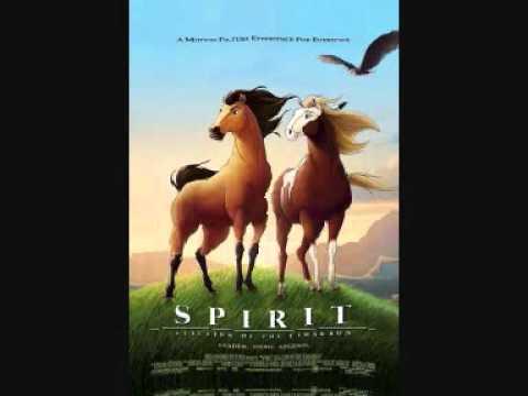 sountrack de spirit el corcel indomable: suena el clarin