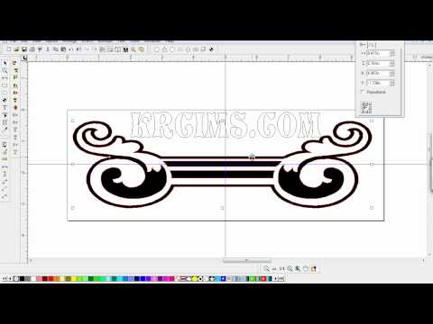 Stencil Design for Vinyl Cutter