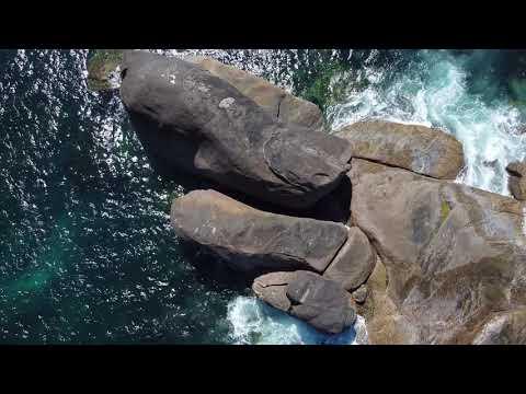 Redgate Beach Margaret River, Western Australia; DJI Mavic Mini