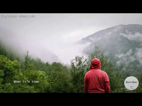 Foy Vance - Make it rain (Lyric Video)