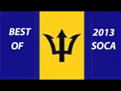 2013 BARBADOS SOCA BEST OF - ROAD READY MIX