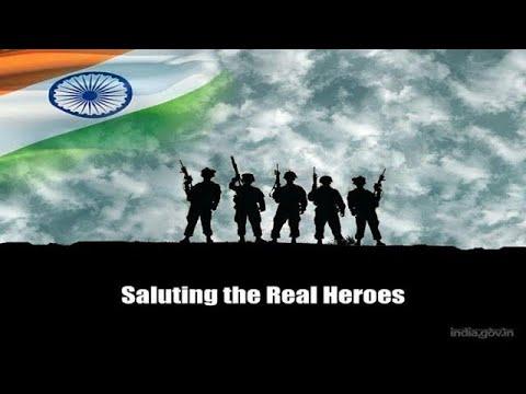 Ae Watan-Watan mere Aabad rahe tu- Indian Army Motivational Raazi thumbnail