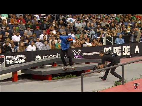 Street League 2012: The 9 Club - Chaz Ortiz