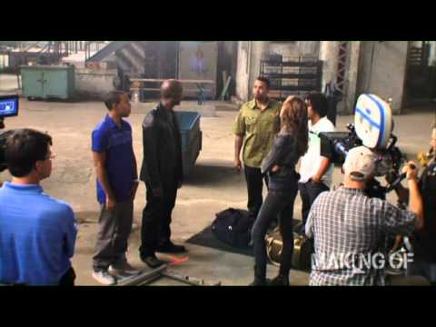 On-Set Footage Fast Five
