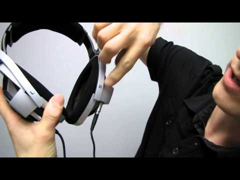 Sennheiser HD 800 Enthusiast Audiophile Headphones Unboxing & First Look Linus Tech Tips