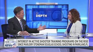 Tampa's Bay News 9 - Active Shooter Training Segment