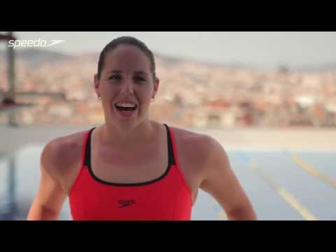 Swim Tips from AUS Olympic athlete Alicia Coutts