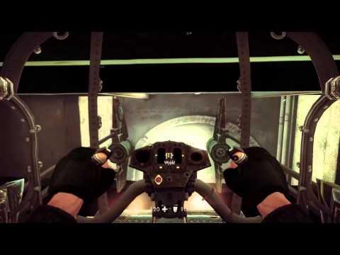 Wolfenstein: The New Order [#11] – Mój piękny, długi, błyszczący ślizgacz :)
