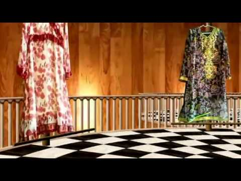 Designer Dresses   Designer Collection 2013   Pakistani Indian fashion   YouTube
