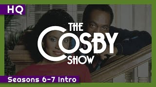 The Cosby Show (1984-1992) Seasons 6-7 Intro