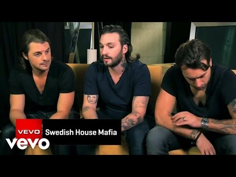 Swedish House Mafia - VEVO News Interview
