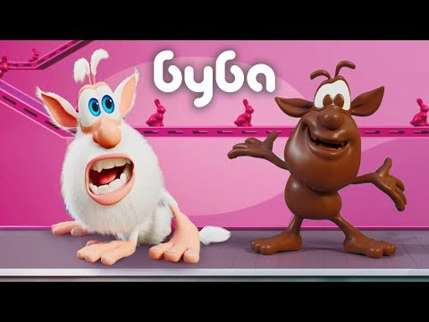 Буба Видео Игра 🎮Смешной мультфильм 😃 Классные Мультики