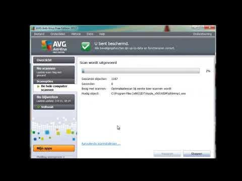 AVG Anti-Virus Free 2012.1796