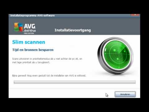 AVG Anti-Virus Free 2012.1796