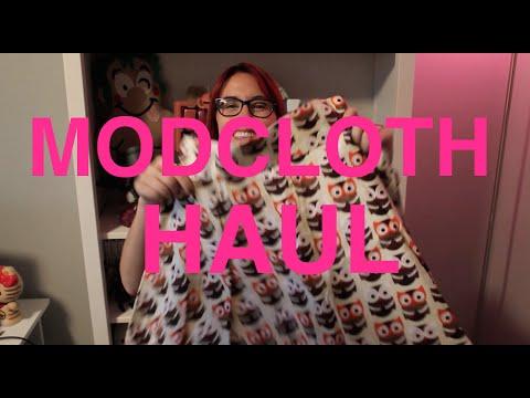 New Fall Clothes - ModCloth Haul