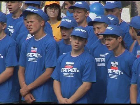 Десна-ТВ: День за днем: Воспитание будущих патриотов.