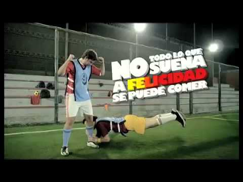 COMERCIAL 'GOL'  DE  SUBLIME WAFER  MAYO 2012