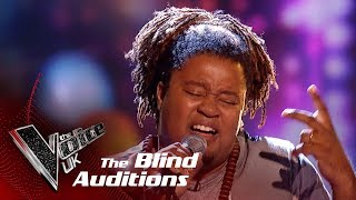 Download Lagu Wesu Performs 'I'm Not The Only One': Blind Auditions | The Voice UK 2018 Gratis STAFABAND