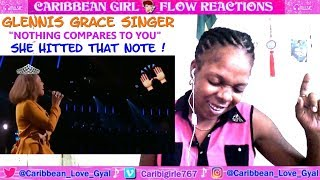 """Download Lagu Glennis Grace: Singer Performs """"Nothing Compares To You"""" By Prince [Reaction] Gratis STAFABAND"""