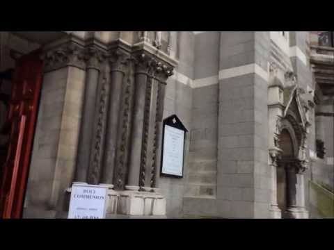 St Anns Anglican Church Dublin -Protest Notice 6th Aug 2014