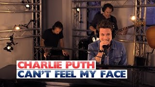 Charlie Puth - 'Can't Feel My Face' (Capital Session)
