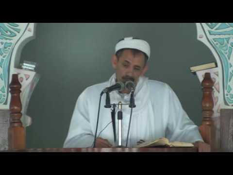 شهيد المنبر الدكتور العلامة المرتضى المحطوري - خيانة الوطن - 7- 9- 2012