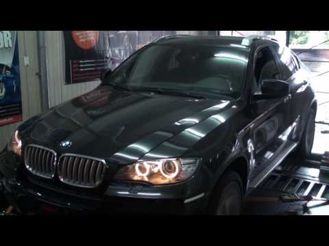 Bmw X6 v8 Twinturbo Reprogramación Chipracing