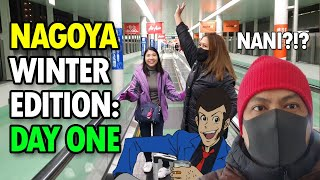 PART 1 | JAPAN NAGOYA TRIP (WINTER EDITION): THE TRAVEL GUIDE
