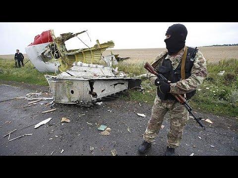 Missile parts found at crash site of flight MH17 in Ukraine