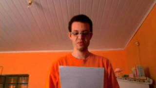 Vídeo 305 de Cantor Cristão