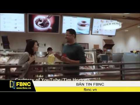 Burger King lên kế hoạch mua lại chuỗi cà phê Tim Horton