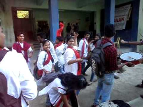 J.m.patel College Got 1st Prize In Street Play Competition Of University Of Mumbai In Vartak College video
