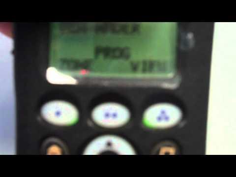 Motorola Astro VHF XTL 2500 Digital Audio Example