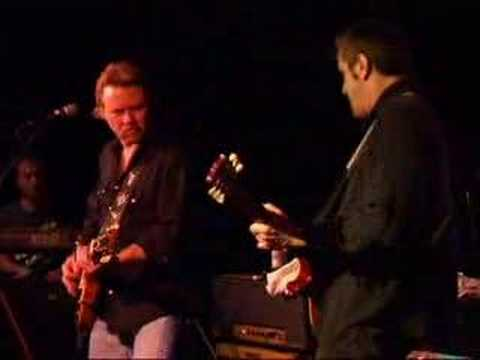 Lee Roy Parnell&Hunter Brucks - If The House is Rockin'
