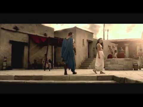 300 rise of an empire (Spartan fight  scene)